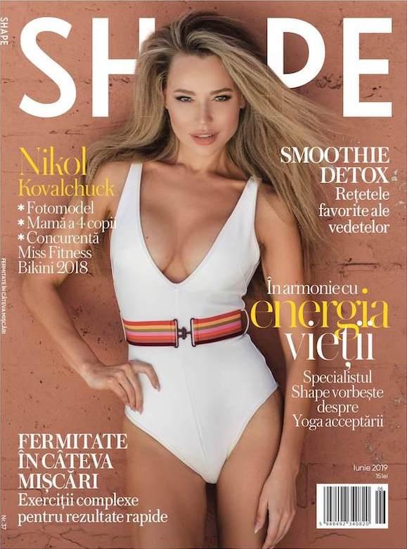 Shape cover June