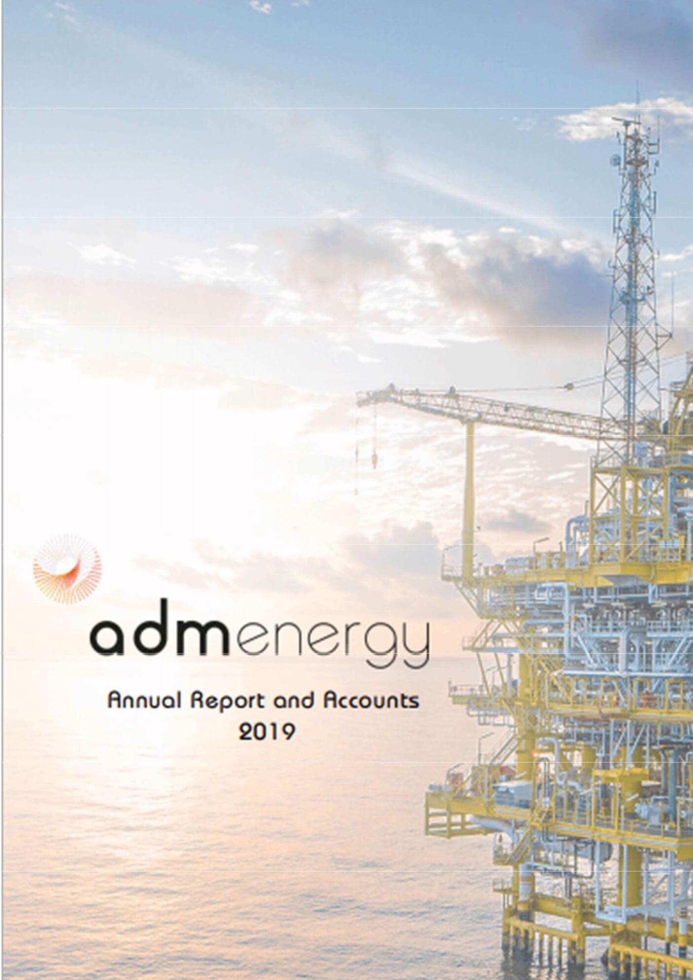 ADM report cover